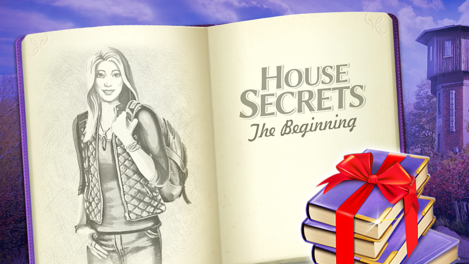 HOUSE SECRETS STORY PROLOGUE